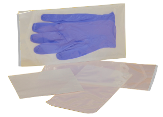 Flexible packaging for medical disposable wrapper